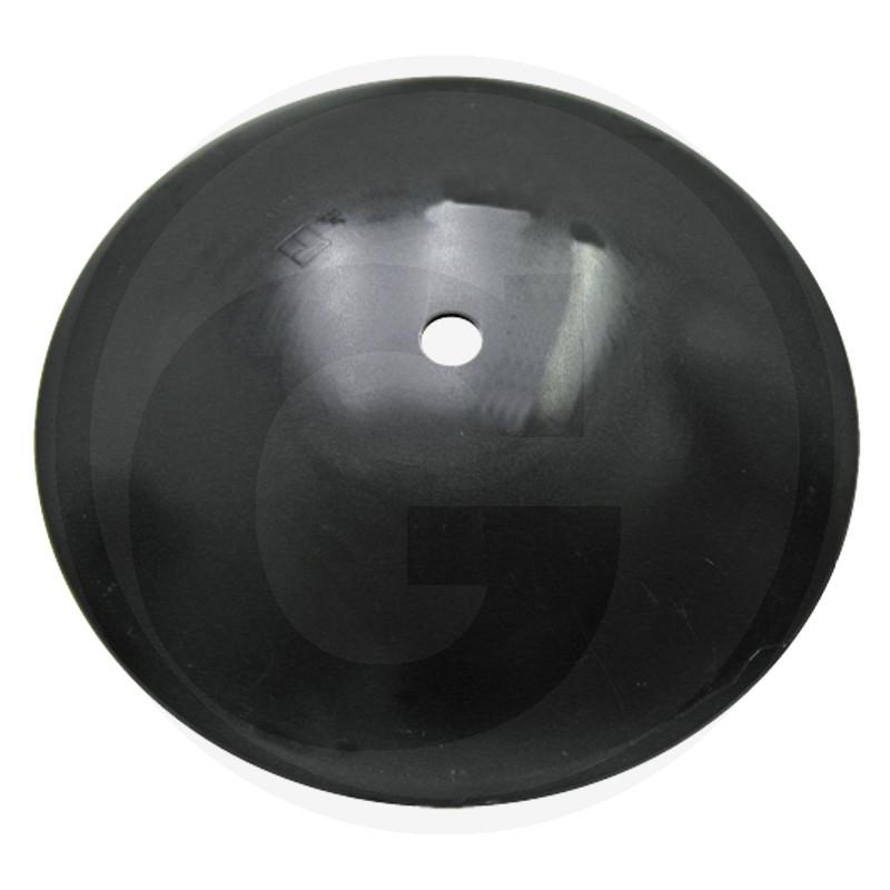 Tanierové disky okrúhle na okrúhlu hriadeľ