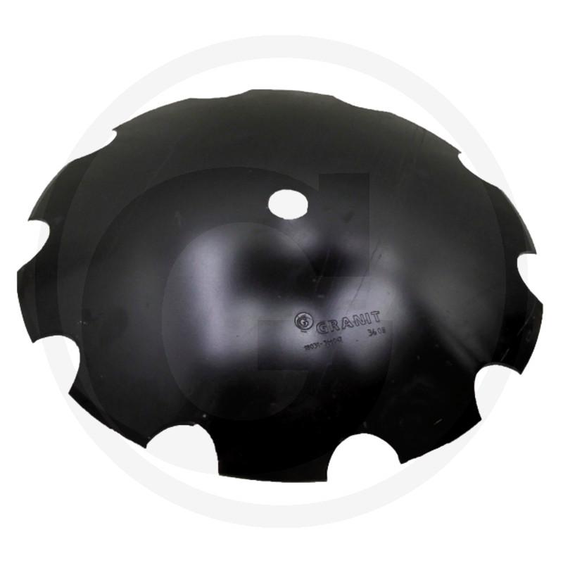 Tanierové disky ozubené na okrúhlu hriadeľ