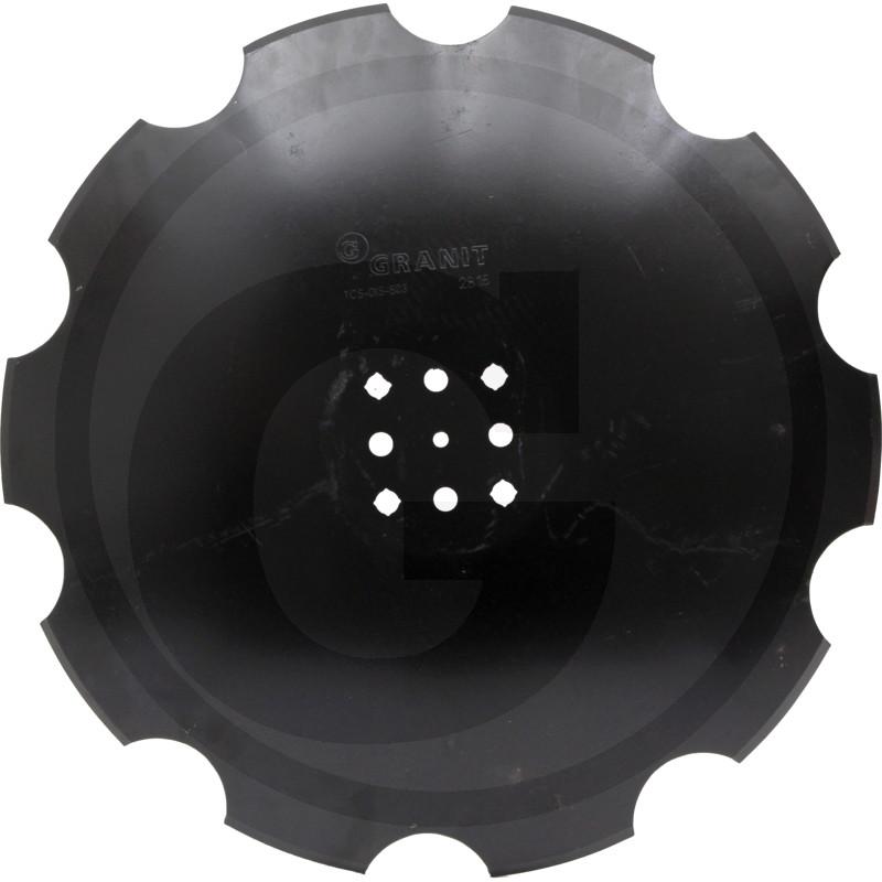 Tanierové disky podľa výrobcu