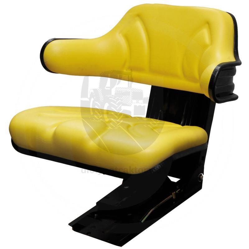Mechanicky odpružené sedadlá