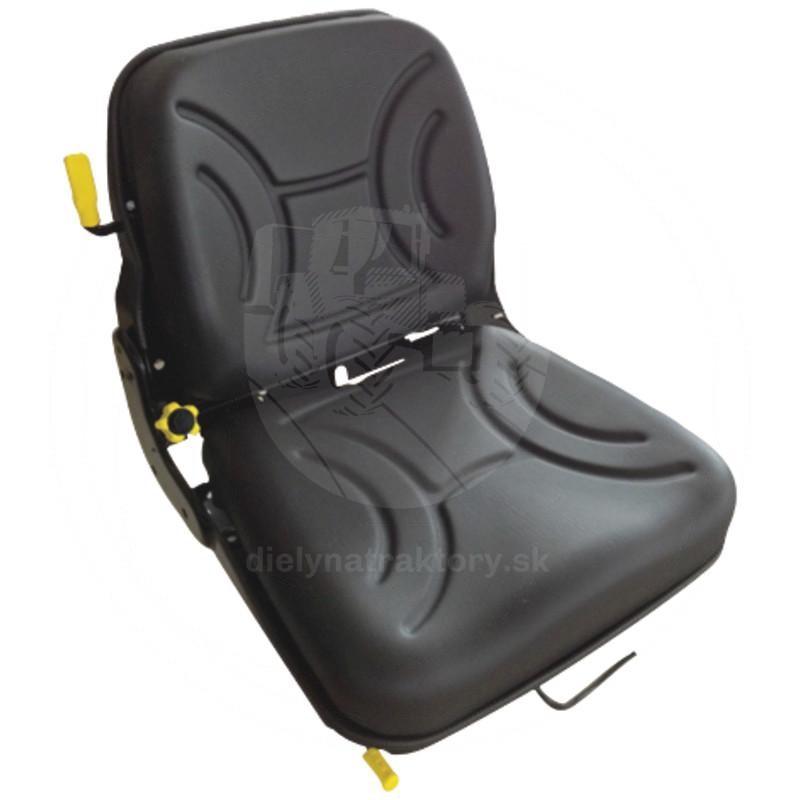 Sedadlá pre nakladače a vysokozdvižné vozíky