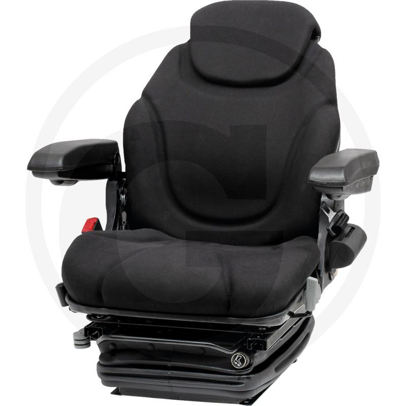 Vzduchom odpružené sedadla