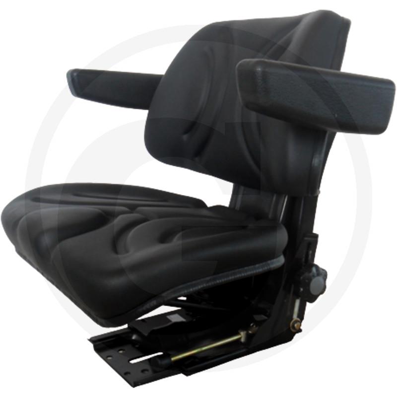 Mechanicky odpružené sedadla