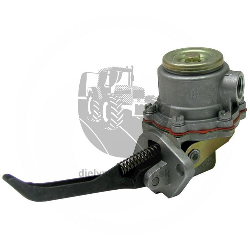 Membránové palivové čerpadlo pre D 2506, 3006, 2807 typy motorov: F2L812, FL912, FL912W, F2L912