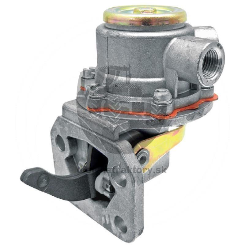 Membránové palivové čerpadlo pre CX 70, 80, 90, 100, MX 80C, 90C, 100C