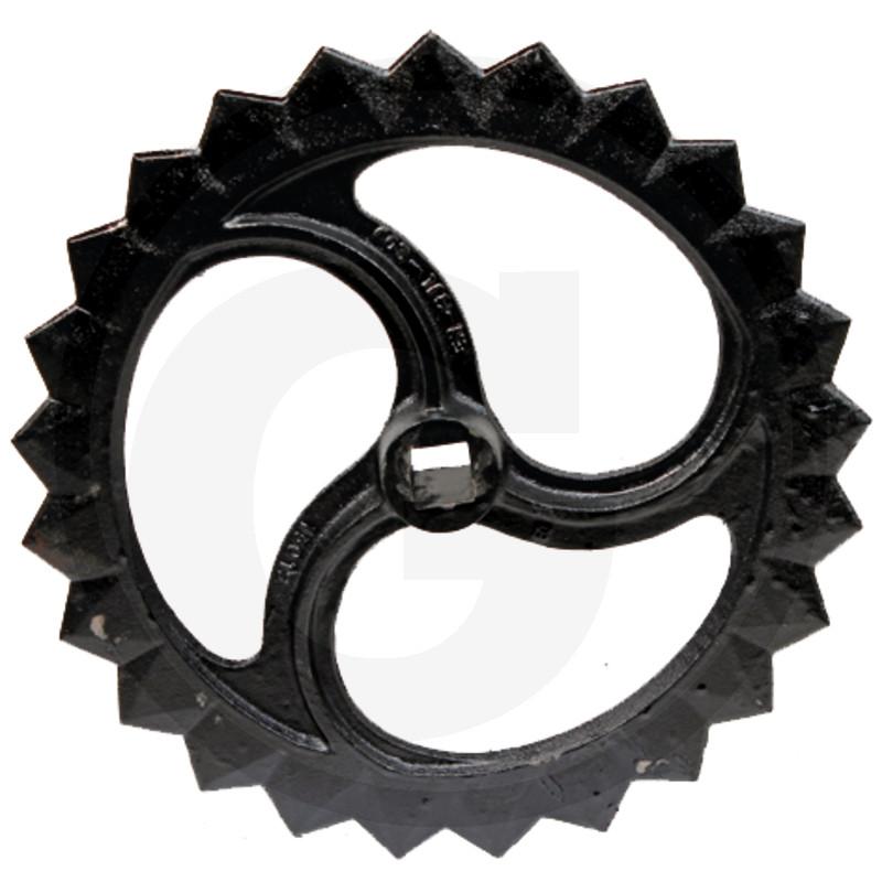 Ozubene kolesa pre Amazone - BBG