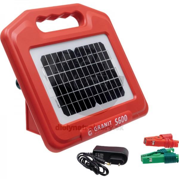 Solárny modul pre elektrické oplotenie