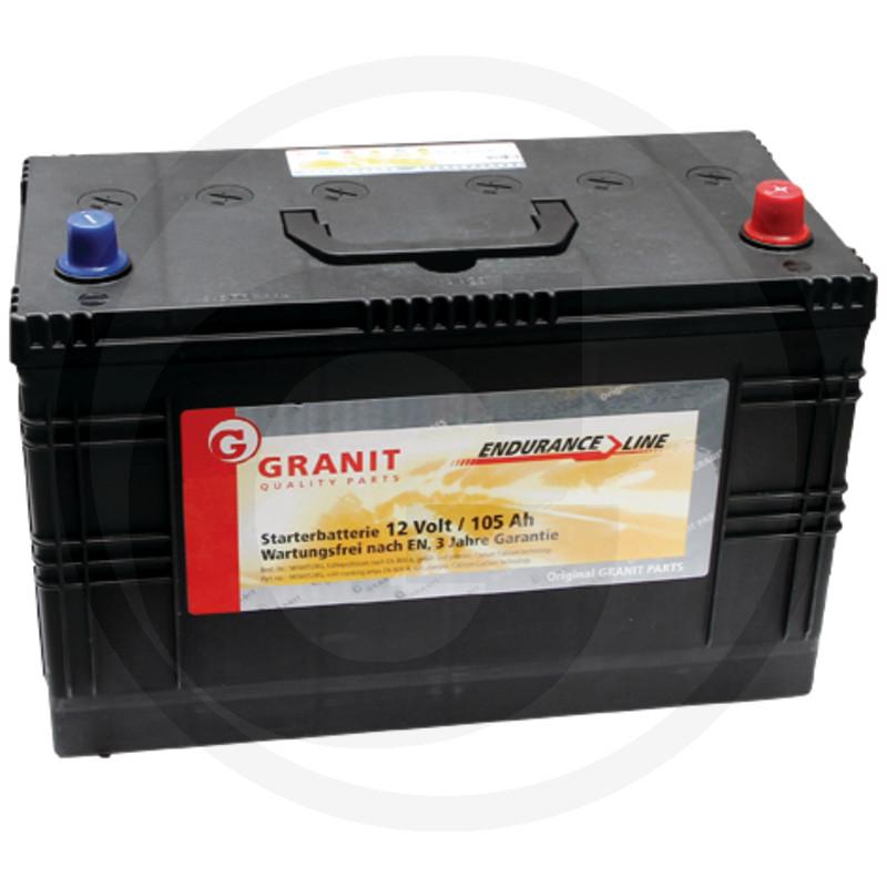 Endurance Line - štartovacie batérie pripravené k použitiu