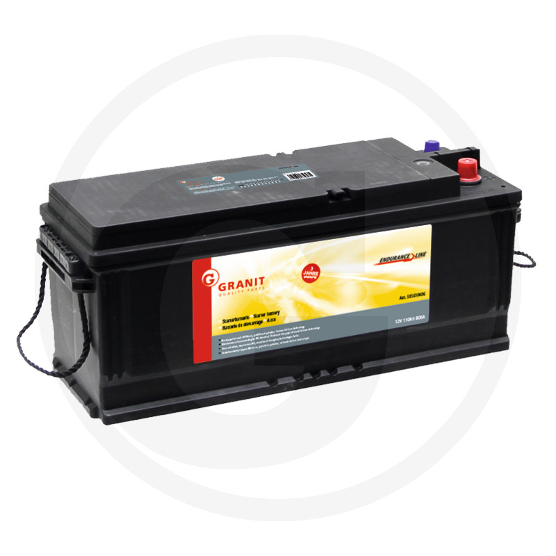 Autobatéria 101 Ah a viac