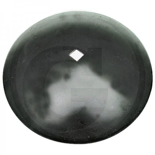 Tanierové disky okrúhle na štvorhrannú hriadeľ