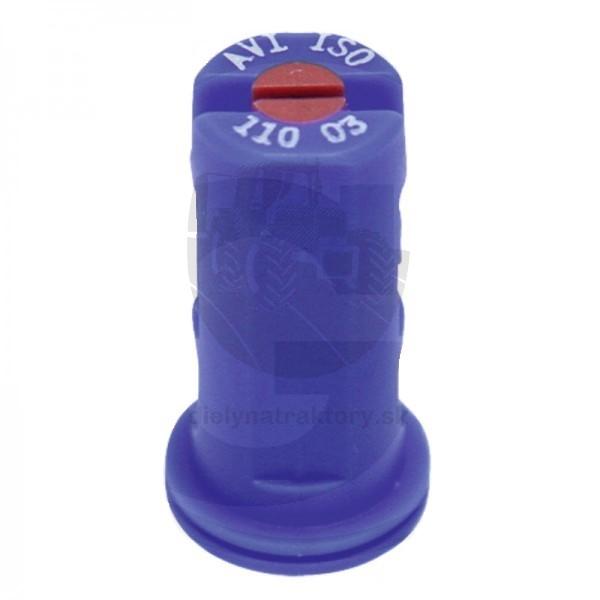 Tryska 80° / 110°, keramika s plastovým povlakom, rozmer kľúča 11 mm