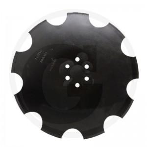 Ozubený disk Ø 620, priemer dier Ø 12,5 mm