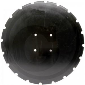 Ozubený disk Ø 460 mm (malé zuby), priemer dier Ø 11,5 mm