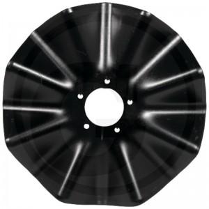 Klenutý disk Ø 510 mm, Ø 104 mm, Ø 13 mm