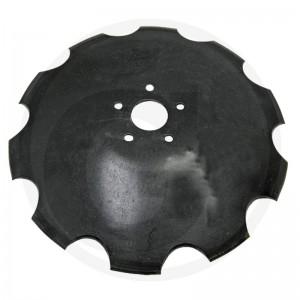 Ozubený disk Ø 510, priemer dier Ø 13 mm