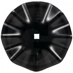 Klenutý disk Ø 510 mm, 41x41 mm