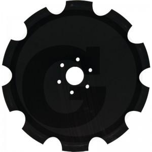 Ozubený disk Ø 560, priemer dier Ø 14 mm