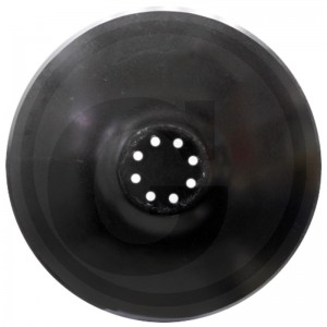 Okrúhly disk Ø 460 mm, Ø dier 11,5 mm