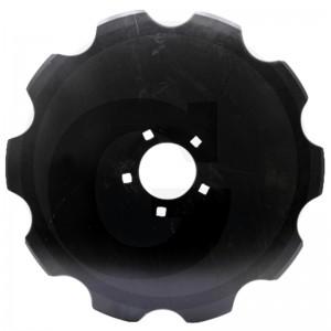 Ozubený disk Ø 510, priemer diery Ø 94 mm
