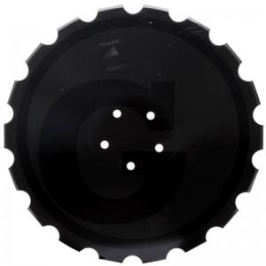 Ozubený disk Ø 520, Ø dier 12,5 mm