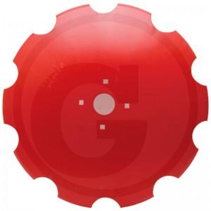 Ozubený disk Ø 610, Ø dier 13 mm