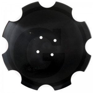 Ozubený disk Ø 510 mm, Ø dier 13 mm
