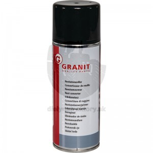 Granit odstraňovač hrdze extra účinný, 400 ml