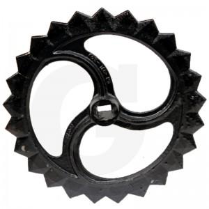 Hviezdicové koleso Ø 475, hrúbka 80 mm