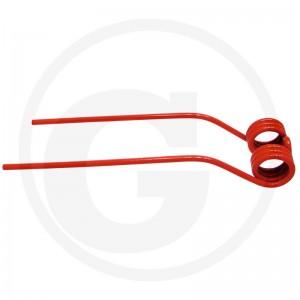Pero obracača (zhrňovača), ľavé typ 1