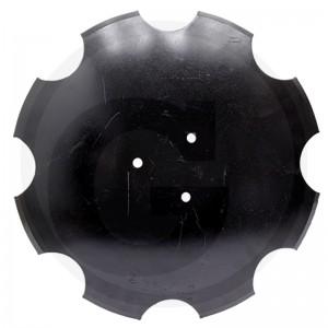 Ozubený disk Ø 460, priemer dier Ø 13,5 mm