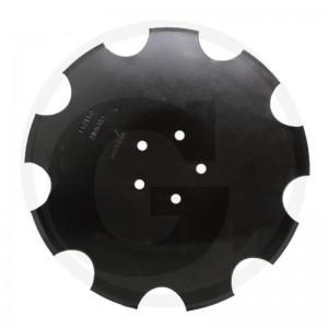 Ozubený disk Ø 460, priemer dier Ø 13 mm