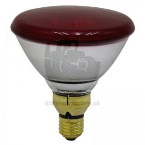 Infračervená žiarovka 100 Watt, úsporná