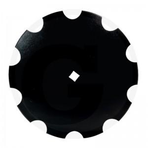 Ozubený disk Ø 560 mm, 30x30 mm