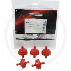 Briggs & Stratton Palivový filter 150 mikrónov / 5ks