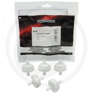Briggs & Stratton Palivový filter 75 mikrónov / 5ks
