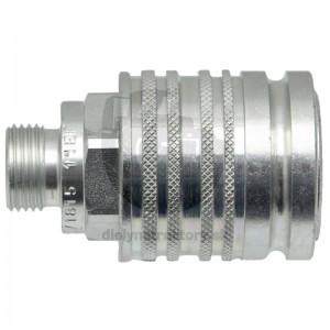 Rýchlospojka Samica KM 8L (M14x1,5) DN12-BG3