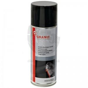 Granit biely sprejový tuk, 400 ml