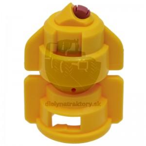 Agrotop Tryska TurboDrop HiSpeed Standard žltá 110°