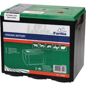 Farma Batéria 9V 120Ah suchá