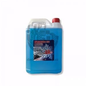 Nemrznúca voda do ostrekovačov -40°C 5L s vôňou ovocia