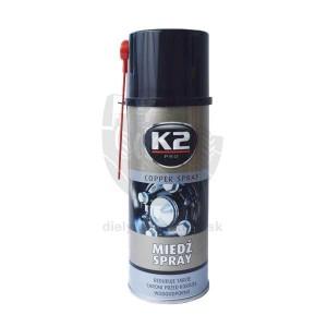 K2 Medený sprej 400 ml