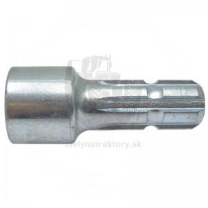 """Kardanový adaptér 35 mm na 1 3/8"""" Z6, 165 mm"""