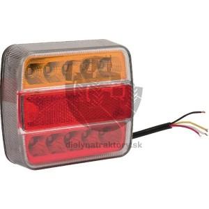 Zadné LED svetlo 12/24 V