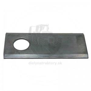Nôž, 105 x 46 mm, Ø 21 mm, balenie 25 ks