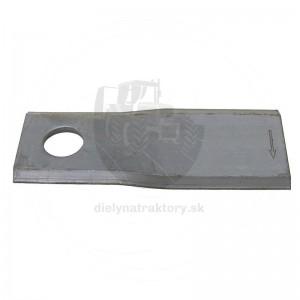 Nôž typ 2 pravý, 93 x 40 mm, Ø 16,2 mm, balenie 25 ks