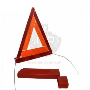 Výstražný trojuholník - skladací