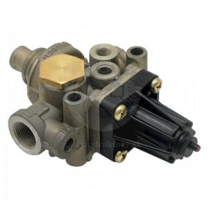 Wabco regulátor tlaku, vypínací tlak 8,1 bar bez pripojenia pre hustenie pneumatík