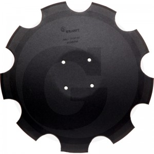Ozubený disk Ø 510, priemer dier Ø 11,5 mm