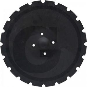 Ozubený disk Ø 450, Ø dier 12,5 mm