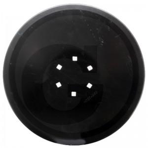 Okrúhly disk Ø 410 mm, rozmer dier 11x11 mm